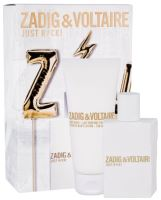 Zadig & Voltaire Just Rock! W EDP 50ml + BL 100ml