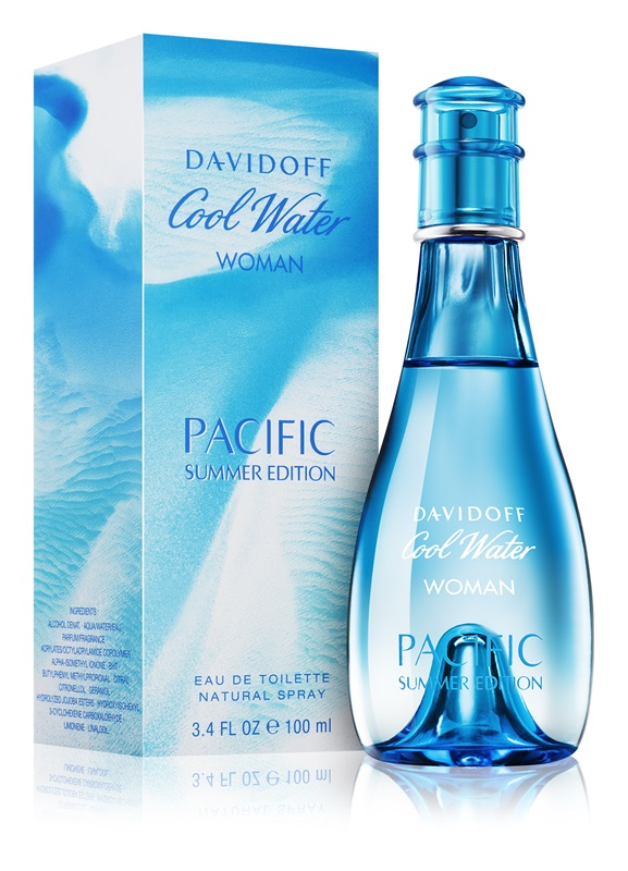 Davidoff Cool Water Pacific Summer Edition W EDT 100ml