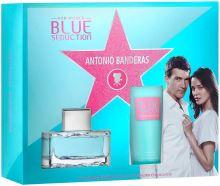 Antonio Banderas Blue Seduction W EDT 50ml + BL 100ml