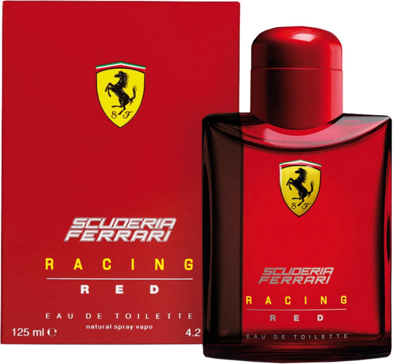 Ferrari Scuderia Ferrari Racing Red M EDT 125ml