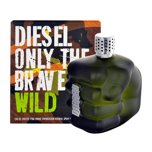 Diesel Only the Brave Wild Toaletní voda 200ml M