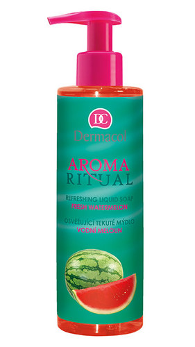 Dermacol Aroma Ritual Liquid Soap Fresh Watermelon 250ml W