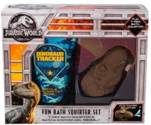 Universal Jurassic World Fun Bath Squirter Set