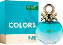Benetton Colors de Benetton Blue W EDT 80ml