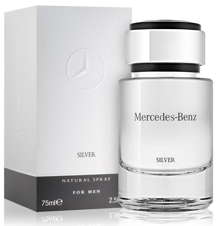 Mercedes-Benz Silver M EDT 75ml