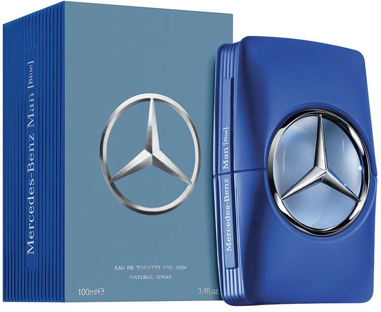 Mercedes-Benz Man Blue M EDT 100ml