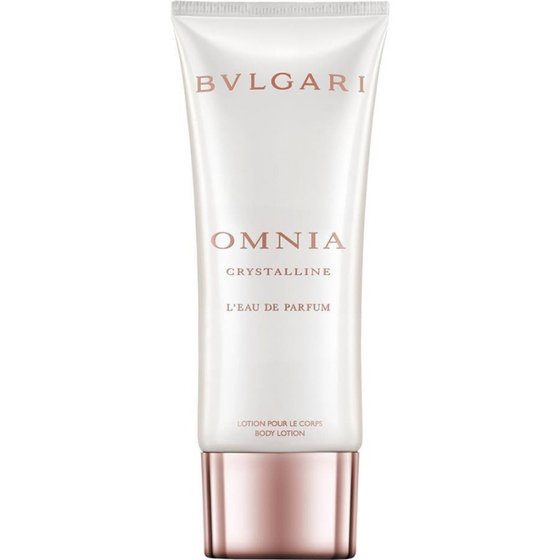 Bvlgari Omnia Crystalline L'Eau de Parfum Body Lotion 100ml