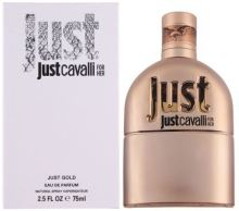 Roberto Cavalli Just Cavalli Gold For Her W EDP 75ml TESTER
