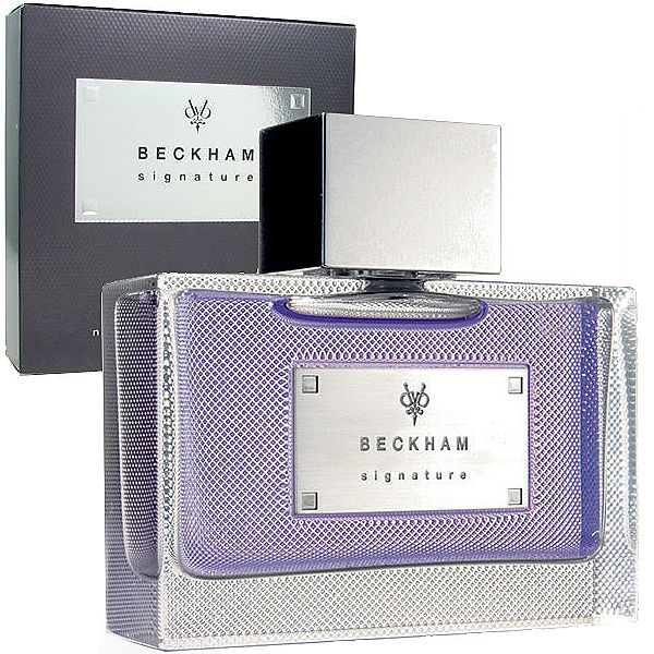 David Beckham Signature M EDT 75ml