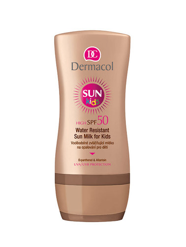 Dermacol Sun Kids Milk SPF50 200ml W