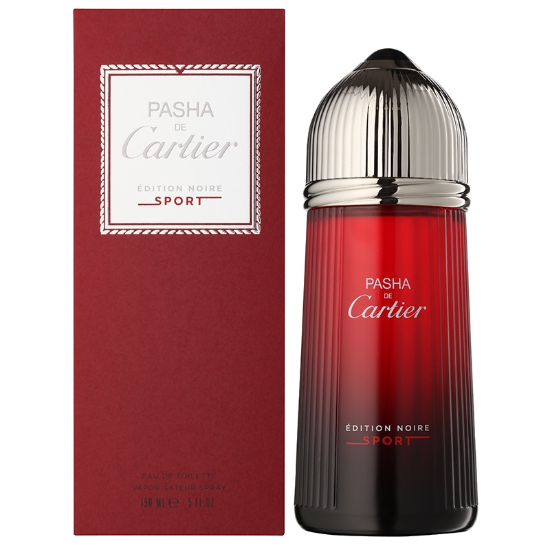 Cartier Pasha De Cartier Edition Noire Sport M EDT 100ml
