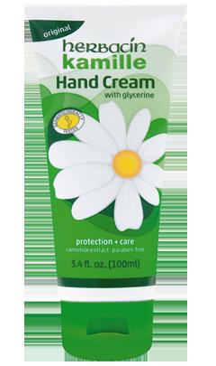 Herbacin Hand Cream UNSCENTED - tuba 100ml