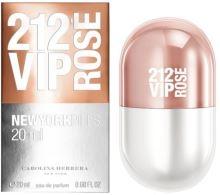 Carolina Herrera 212 VIP Rosé New York Pills W EDP 20ml
