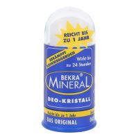 Bekra Mineral Deodorant Stick Crystal U deodorant 100g