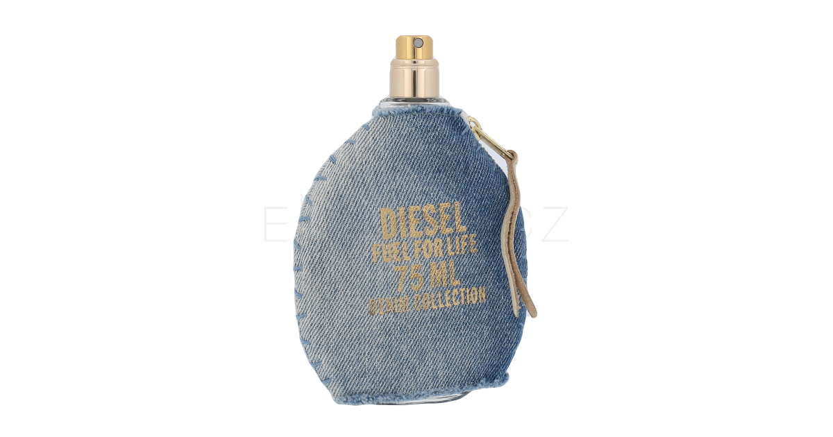 Diesel Fuel for Life Denim Collection Homme EDT 75ml TESTER