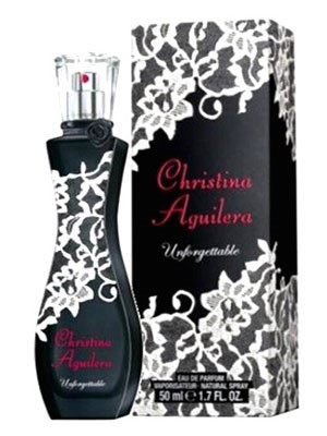 Christina Aguilera Unforgettable W EDP 50ml