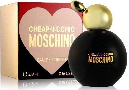 Moschino Cheap & Chic W EDT 4,9ml