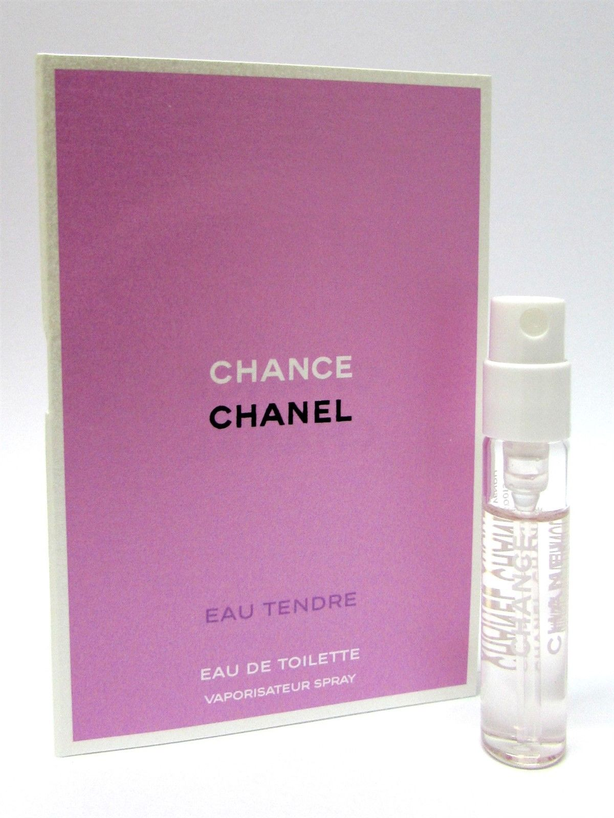 Chanel Chance Eau De Toilette toaletní voda 2ml vzorek W