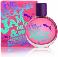 Puma Jam Woman W EDT 40ml + SG 50ml + deospray 50ml