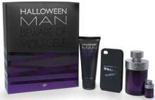 Jesus Del Pozo Halloween Man M EDT 125ml + EDT 4ml + SG 100ml + obal na iPhone