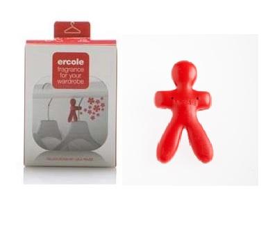 Mr&Mrs Fragrance Ercole Pepper Mint - červená