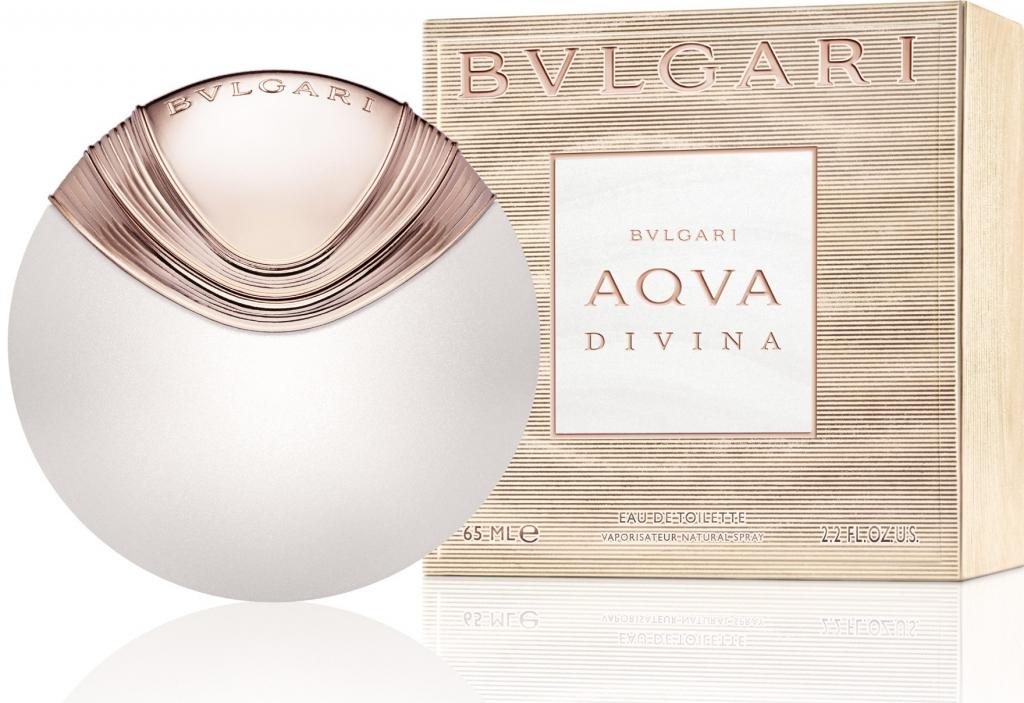 Bvlgari Aqva Divina W EDT 65ml + BL 100ml + SG 100ml + mýdlo