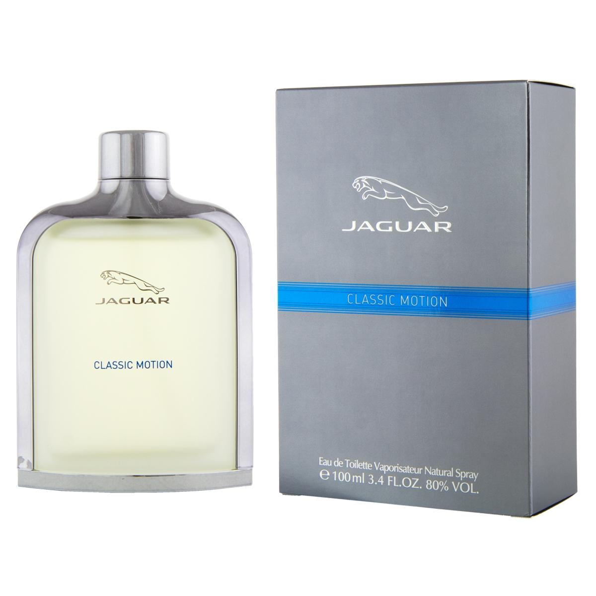 Jaguar Classic Motion Eau De Toilette 100 ml (man)