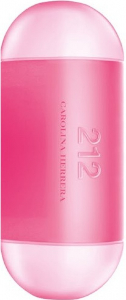 Carolina Herrera 212 POP W EDT 60ml TESTER