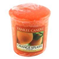 Yankee Candle Votivní svíčka Orange splash 49g