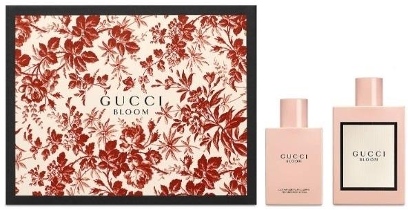 Gucci Bloom W EDP 50ml + BL 100ml