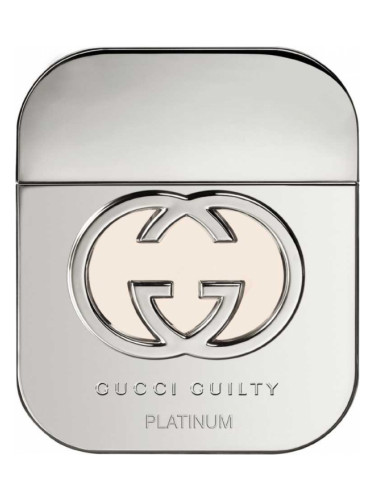 Gucci Guilty Platinum W EDT 75ml TESTER