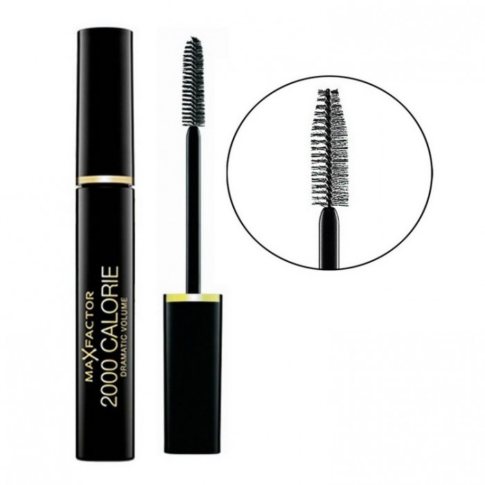 Max Factor 2000 Calorie Dramatic Volume Mascara 9ml - 01 Black