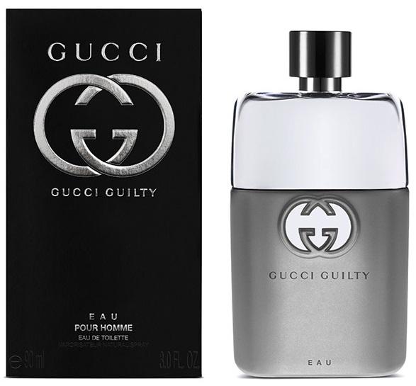 Gucci Guilty Eau Pour Homme M EDT 90ml
