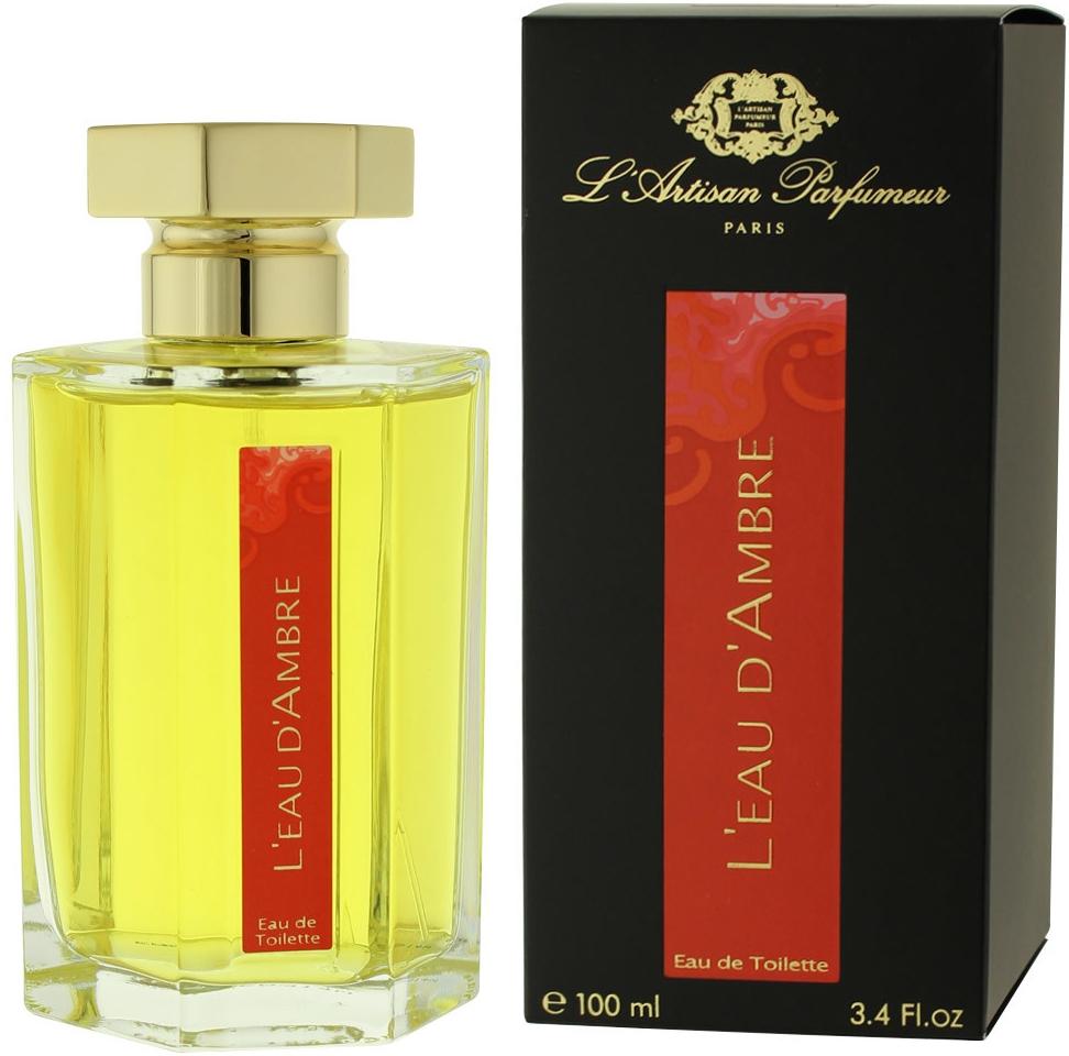 L´Artisan Parfumeur L´Eau d´Ambre Toaletní voda 100ml W