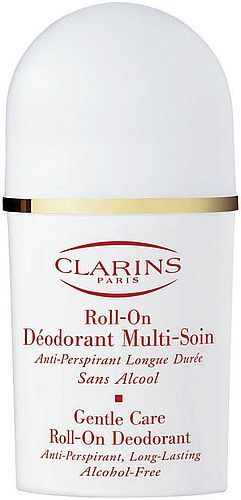 Clarins Gentle Care Roll On Deodorant W 50ml
